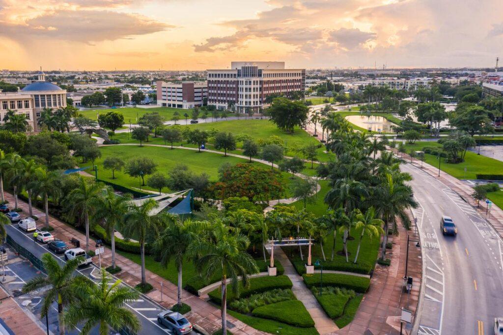 Doral FL-Miami Dade County Safety Surfacing