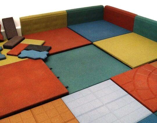 Miami Dade County Safety Surfacing-Rubber Tiles